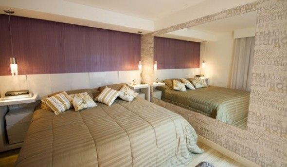 6-parede quarto casal decorada