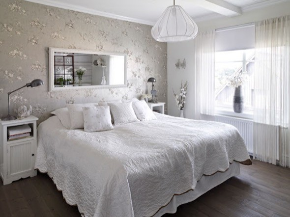 8-parede quarto casal decorada