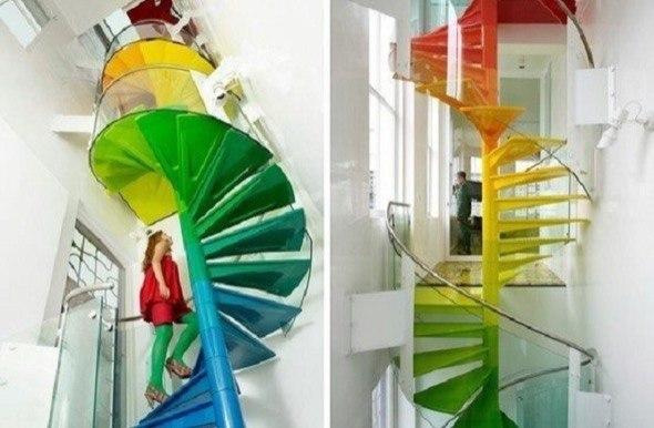 1-modelos de escadas caracol