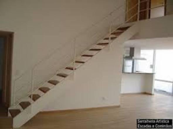 17-escadas retas modelos