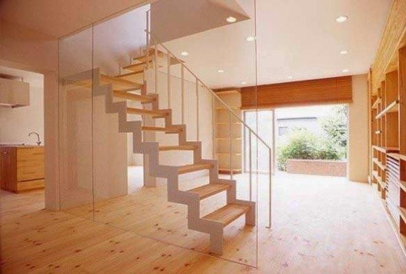 3-escadas retas modelos
