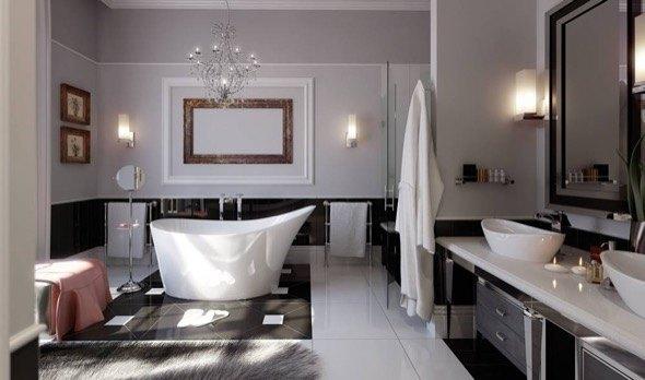 4-modelo banheiro preto e branco