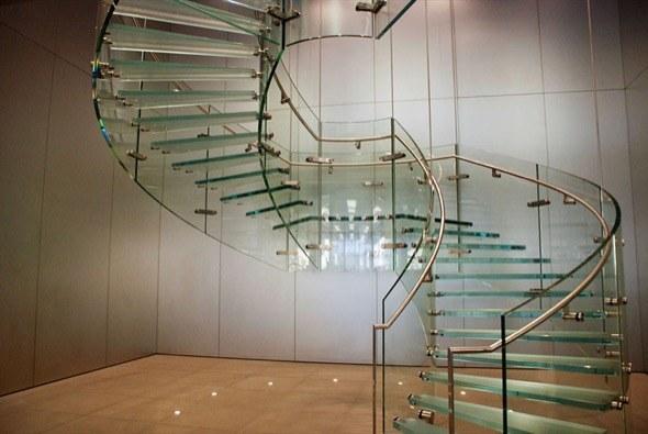 4-modelos de escadas caracol