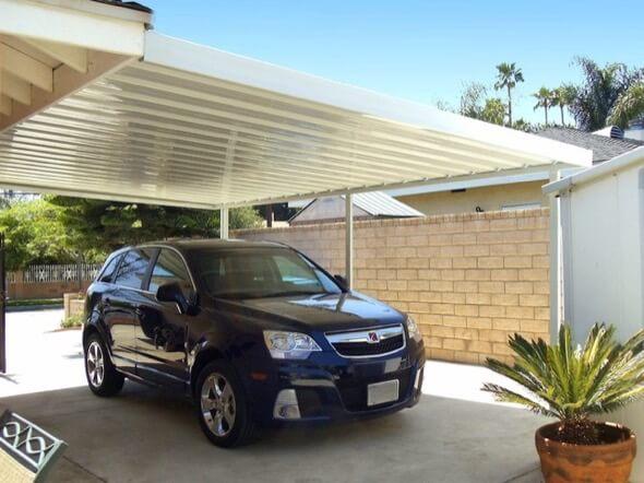 6-modelos de cobertura para garagem