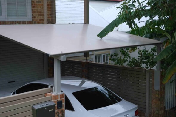 7-modelos de cobertura para garagem