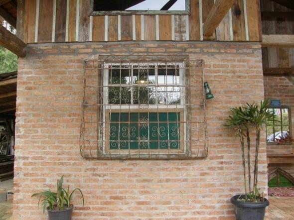 8-fachadas e paredes de tijolo colonial