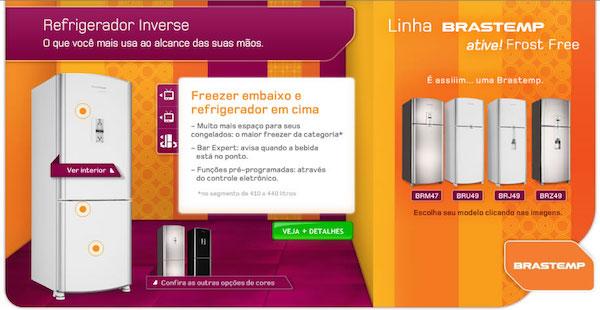 Brastemp lança sua nova geladeira5