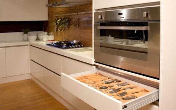 cozinhas inteligente e soluções