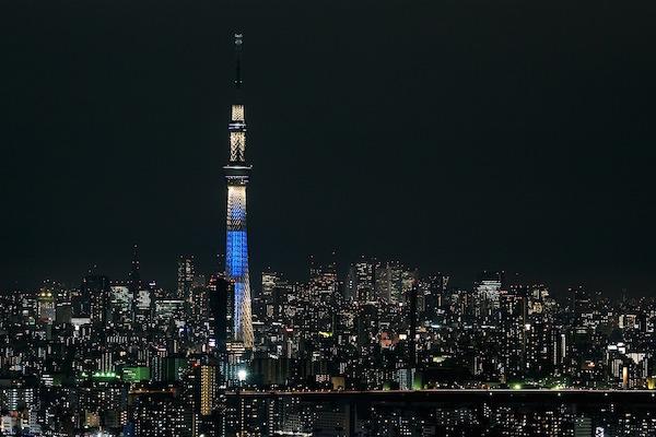 Japão Inaugura Torre mais Alta do Mundo2