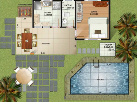 planta+de+casa+de+praia+modelo37