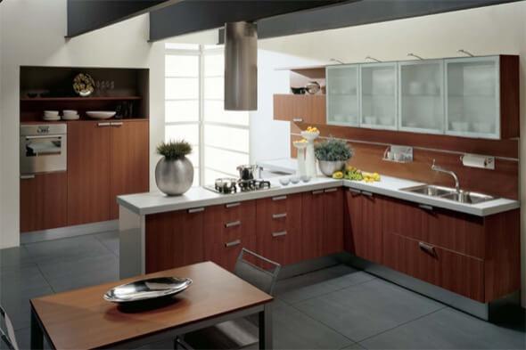 1-modelos armarios de cozinha modernos