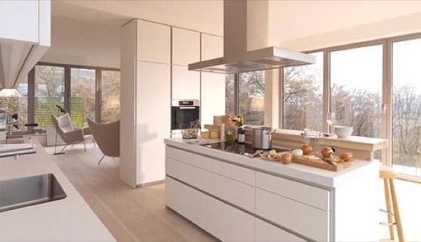 10-modelos armarios de cozinha modernos