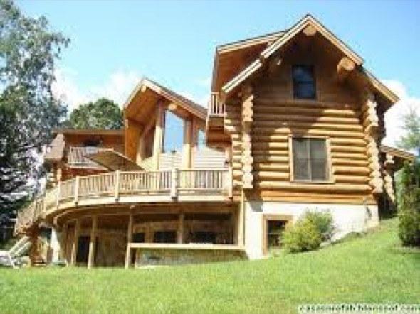 15-modelos de casas pre fabricadas de madeira