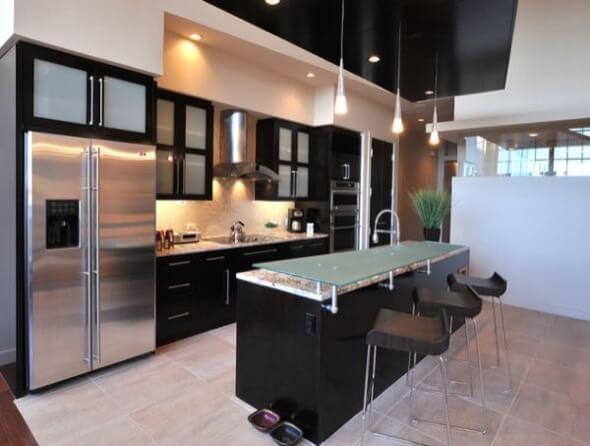 5-modelos armarios de cozinha modernos