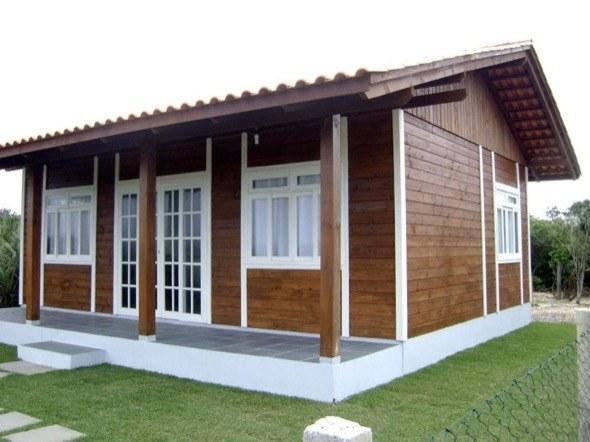9-modelos de casas pre fabricadas de madeira