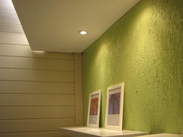 2-tipos de textura em parede grafiato