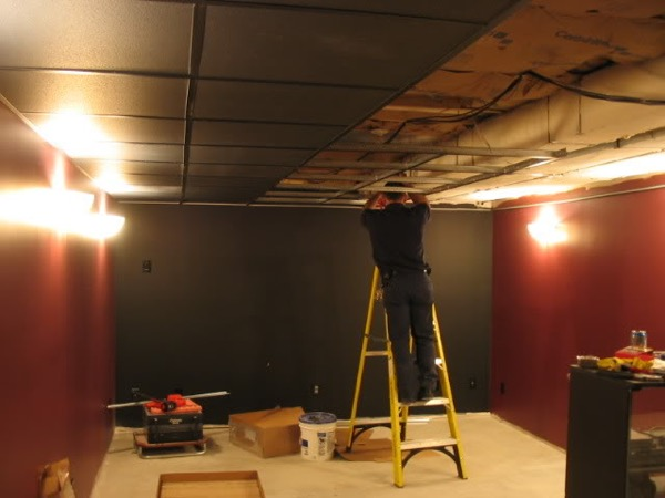 1-rebaixamento de teto