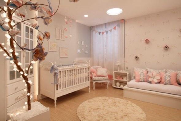 12-decorar quarto de bebe menina