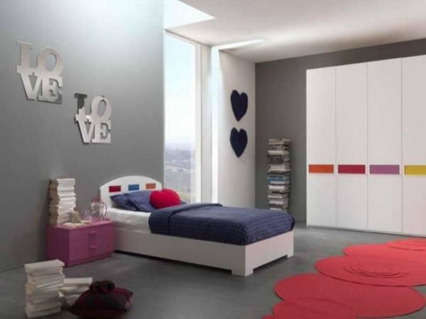 15-parede cinza na decoração salas e quartos