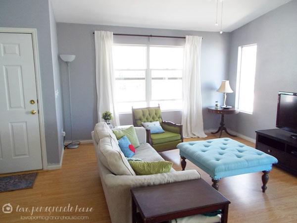 19-parede cinza na decoração salas e quartos