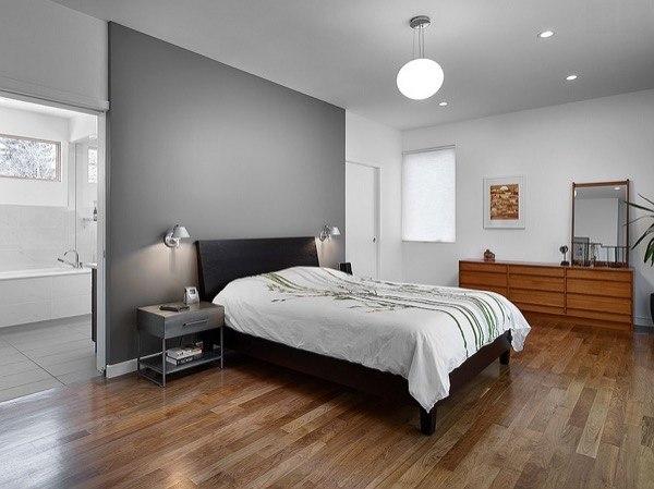 21-parede cinza na decoração salas e quartos