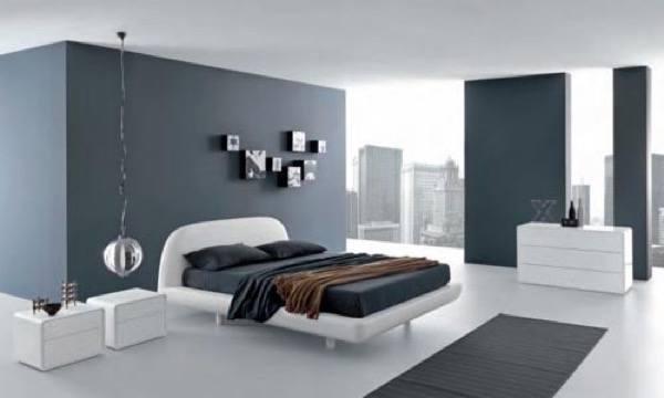 26-parede cinza na decoração salas e quartos