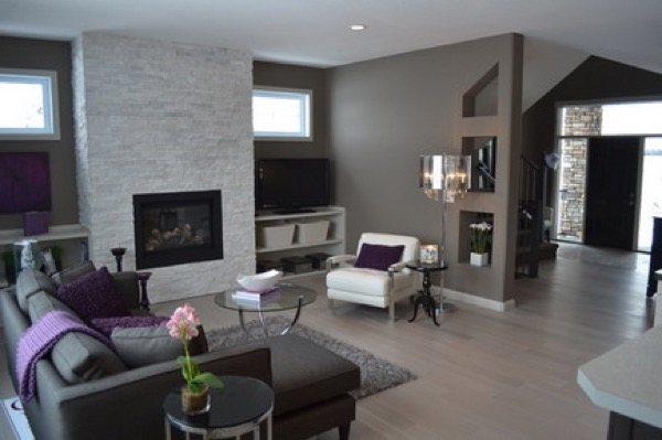 28-parede cinza na decoração salas e quartos