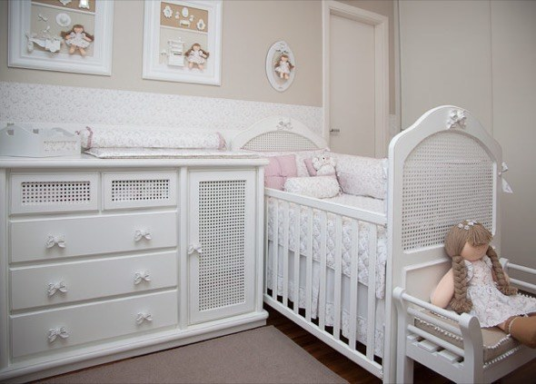 4-decorar quarto de bebe menina