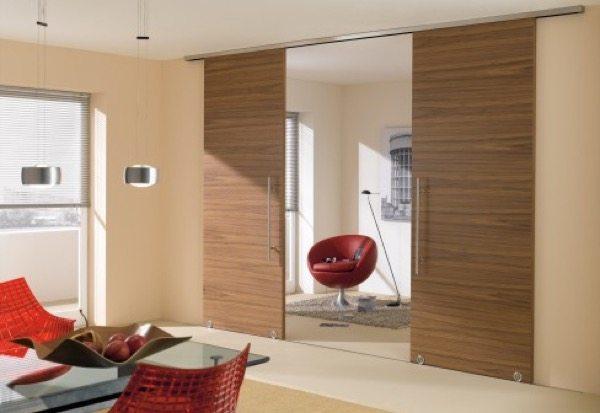 4-porta de correr de madeira
