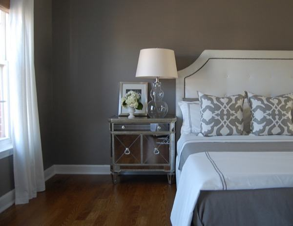 5-parede cinza na decoração salas e quartos
