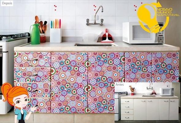 9-decorar com papel contact modelos