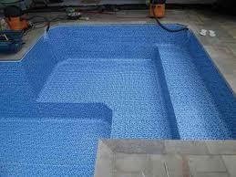 Construir piscina duas áreas
