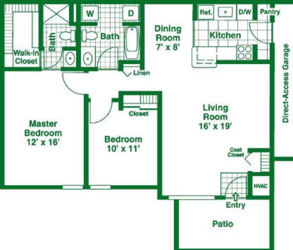 32-plantas de casas 3 quartos modelos