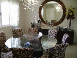 Salas decoradas com espelhos 6