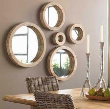 Salas decoradas com espelhos 7