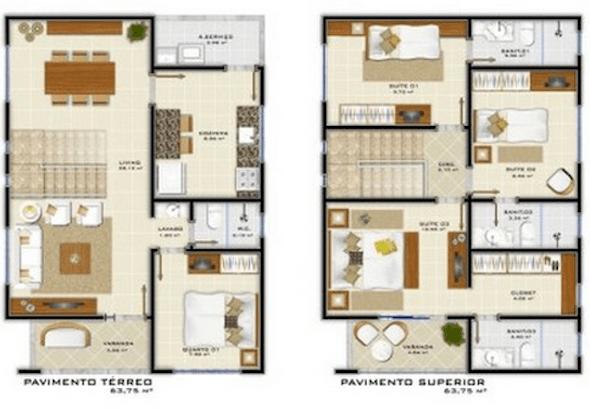 plantas_de_casas_2_pisos_modelo4