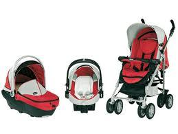 Carrinho do bebê modelos 2