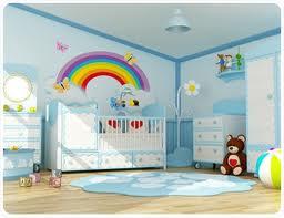 Como decorar quarto de bebê 4