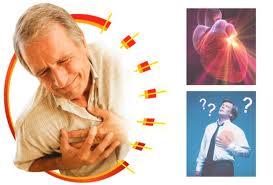 infarto e ataque cardiaco