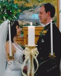 Casamento Estilo Americano velas