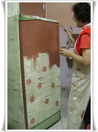 Como Pintar Geladeiras 3