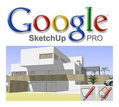 Desenhar no Google Sketchup 2