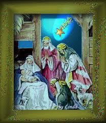 História de Natal - 3 reis magos