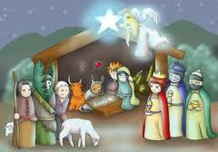 História de Natal - ceia