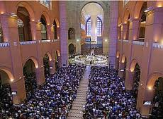 Horário de Missa em Aparecida SP