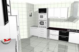 Projetar Cozinha na Internet