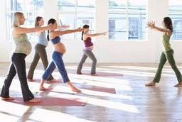 exercicios para gestantes