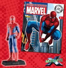 Coleção Miniaturas Marvel 2