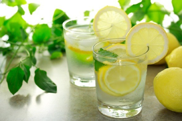 2-suco de limao com bicarbonato