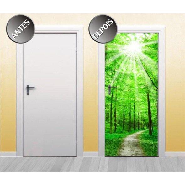 3-modelos de adesivos para portas